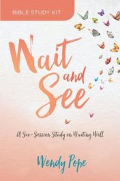 Wait and See Mom Bible Study